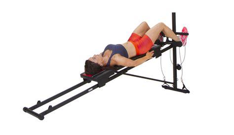 leg swing exercise machine total gym 1100 home exercise machine