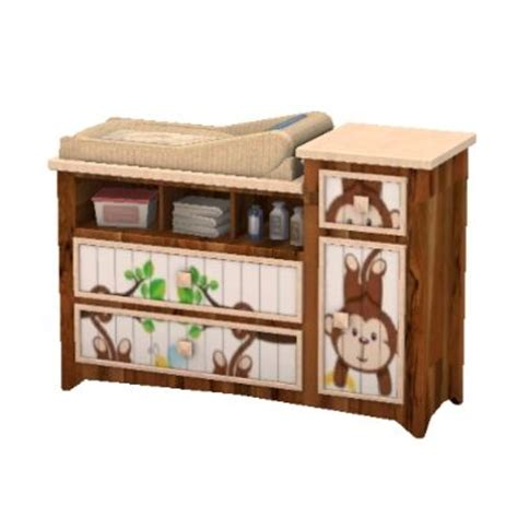 toddler changing table sims 3 baby toddler changing table from the exchange