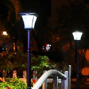 solar lights for the yard led solar yard light led solar yard pole light led solar