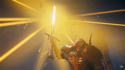 como conseguir excalibur la espada del rey arturo en ac