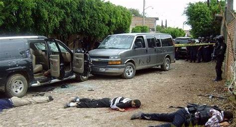 imagenes fuertes narcos horrenda balacera entre narcos mexicanos deja varios