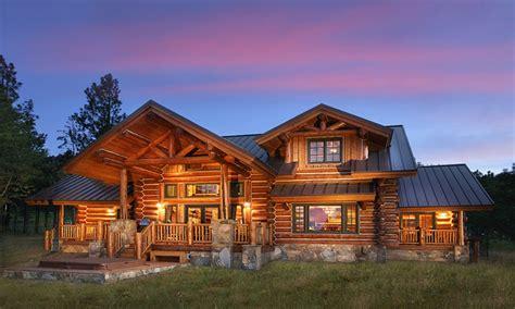 cabin vacation ranch cabin photos log vacation homes meadow ranch