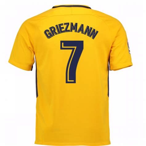 Sweater Hoodie Atletico Madrid 1 2017 18 atletico madrid away shirt griezmann 7 847290 740 101392 101 22 teamzo