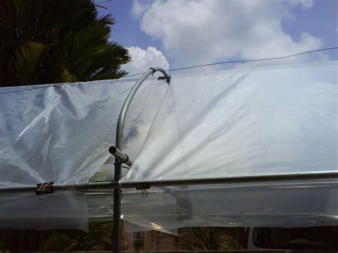Plastik Rumah Lindungan Hujan River Orch Agro Bumbung Plastik Uv Rph