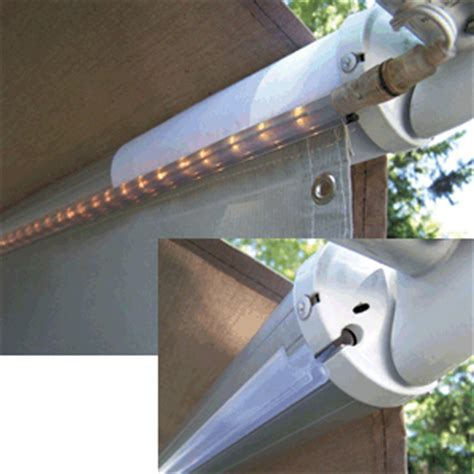 Cer Awning String Lights by Rv Superstore Canada Rope Light Awning Track