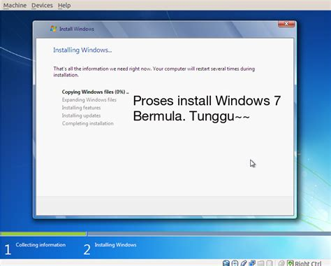 cara install ulang windows xp sp3 menggunakan flashdisk makestarter blog