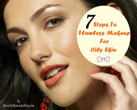 7 Steps To Skin by 7 Steps To Flawless Makeup For Skin