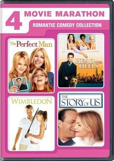 film comedy romance indo 4 movie marathon romantic comedy collection dvd