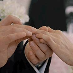 Wedding Rings Gif by Haida S