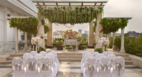 Wedding Outdoor Bandung by 16 Tempat Resepsi Pernikahan Outdoor Di Bandung Infobdg
