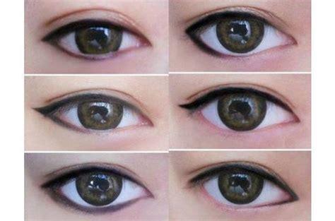 eyeliner tutorial for monolids 10 monolid make up tricks