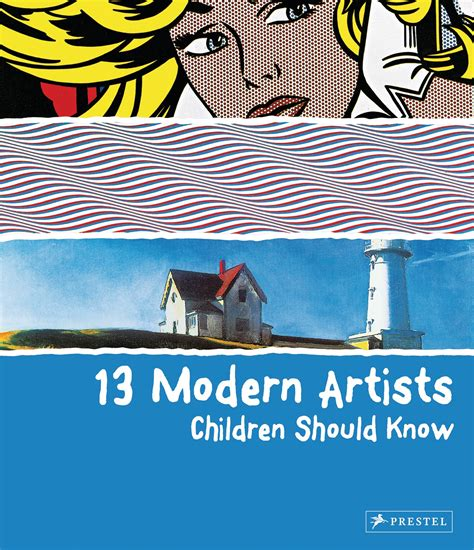 50 artists you should books brad finger 13 modern artists children should