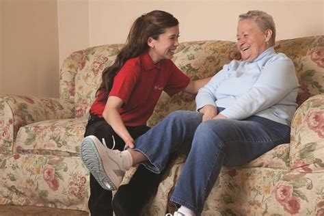 recovering from surgery with home health care