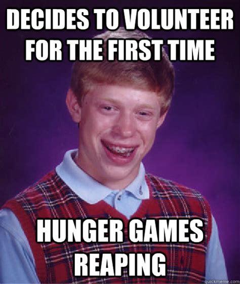 Volunteer Meme - the gallery for gt i volunteer as tribute meme