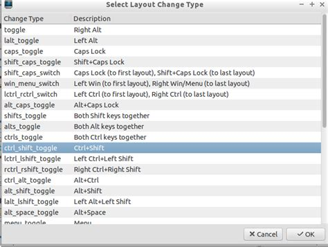 keyboard layout handler lxde how to configure keyboard layouts in lxde enlightenment