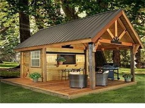 great cave shed plans building ideas