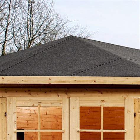 Felting A Shed Roof by Re Felting A Shed Roof B Q Learn How Section Sheds