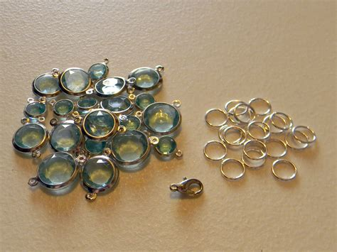 how to make jump rings for jewelry bead and jump ring bracelet organize and decorate everything