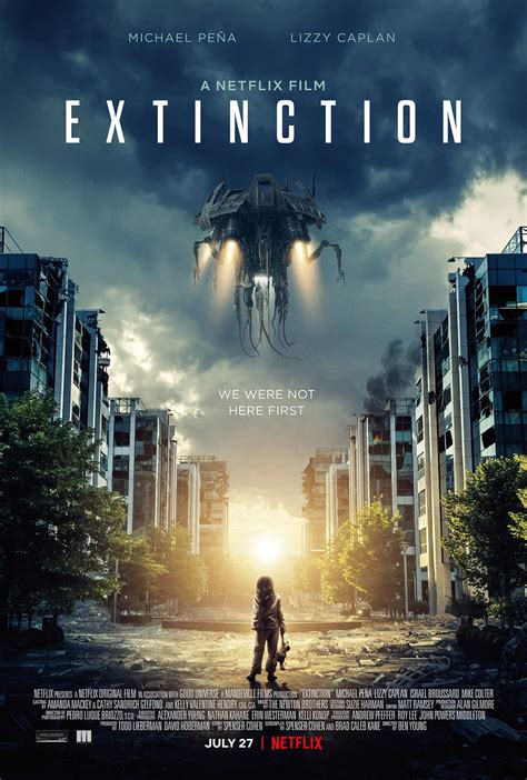 extinction 2018 pictures photo image and movie stills