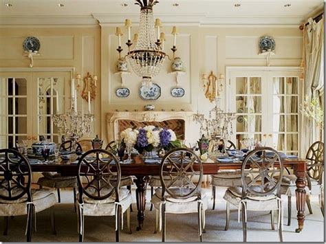 french dining rooms country style living room sets southern accents dining