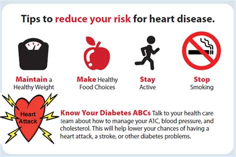 reduce heart attack tips  heart disease prevention