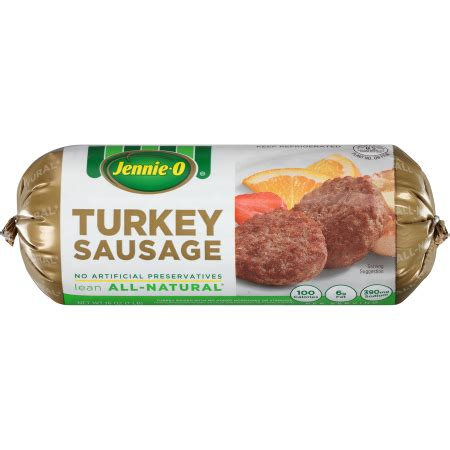 turkey sausage nutrition loading