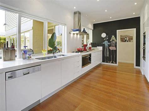 galley kitchen design ideas aw interior