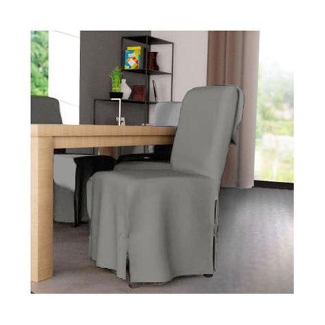 housse de canapé gris clair eminza housse de chaise gamme contemporaine gris clair