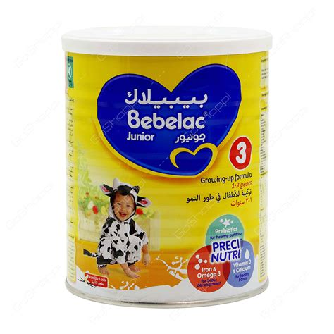 Bebelac 3 200 Gram buy baby products from grand xpress