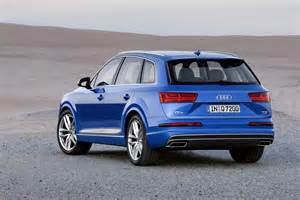Audi That Looks Like A All New 2016 Audi Q7 Revealed Drops 325kg Or 717lbs