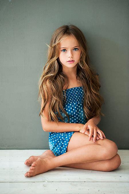 young russian models ages 9 12 о самой красивой девочкe мира кристине пименовой интервью