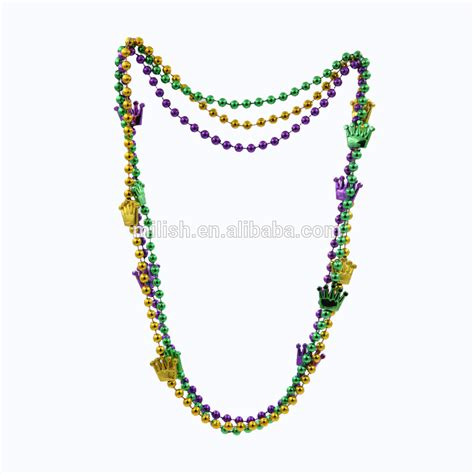 buy mardi gras bulk hh 0568 wholesale mardi gras necklace buy