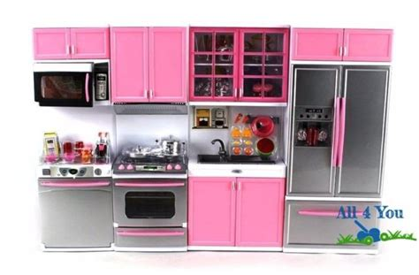 Best Play Kitchen by Kitchen Cooking Pretend Play Set Large Dolls Cook