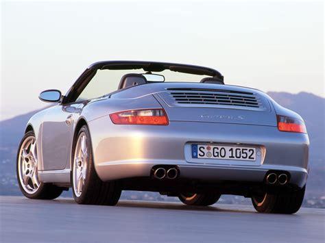 porsche 911 convertible 2005 porsche 911 carrera s cabriolet 997 2005 2006 2007