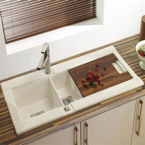 porcelain kitchen sinks australia geo 150 ceramic sink 1070lx515wx230h the sink