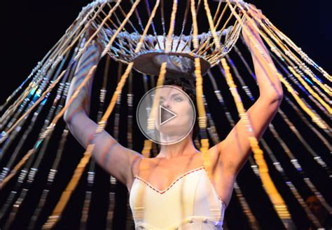 Dancer In Chandelier Chandelier Others Performers Entertainment Agency Corporate Event