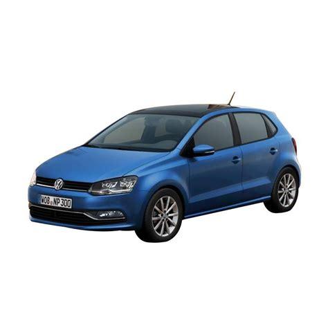 New Polo 1 2 Tsi jual vw the new polo 1 2 tsi dsg mobil blue jadetabek