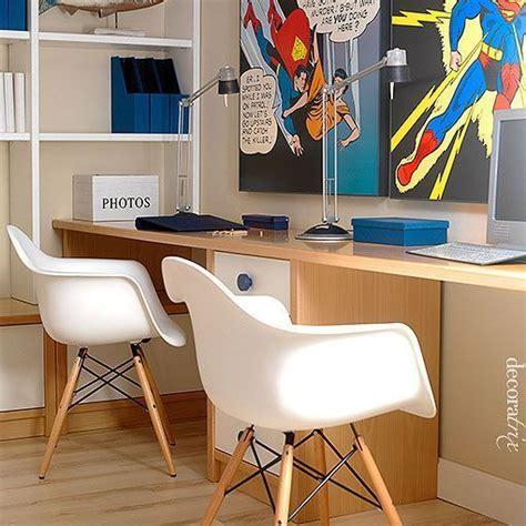habitaciones juveniles con escritorio zonas de estudio en dormitorios juveniles