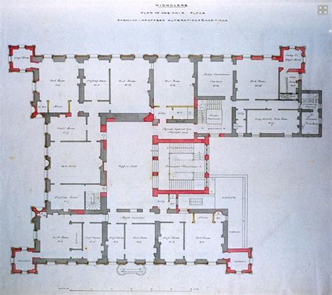 Highclere Castle Floor Plans | 301 moved permanently