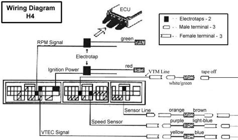 vtec controller wiring diagram 30 wiring diagram images