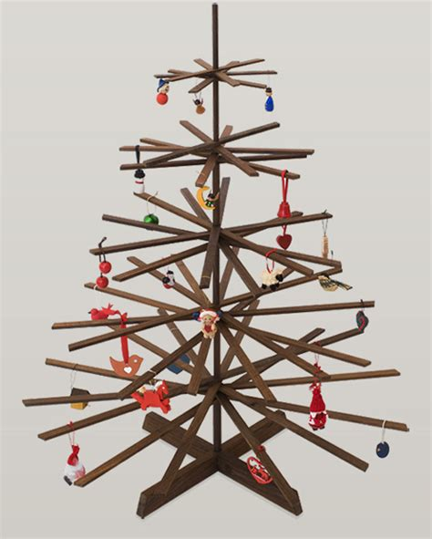 possibilitree the stylish fold up christmas tree