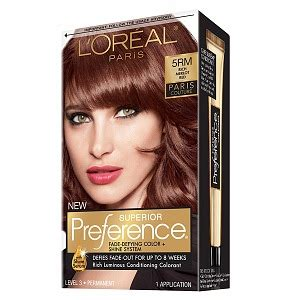 l39oreal preference hair dye 3 l oreal preference hair color only 3 66 at target