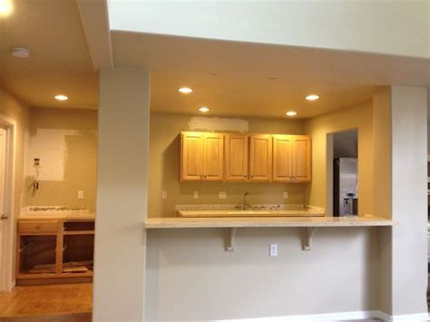 galley kitchen makeover small galley kitchen in an open condo living space i removed the