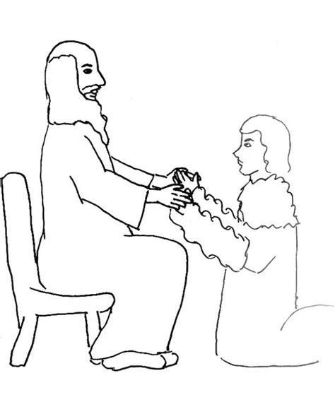 free bible coloring pages jacob s ladder bible story coloring page for jacob and esau free bible