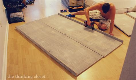 fjell wardrobe ikea hack before after the thinking ikea hack fjell wardrobe the thinking closet autos post