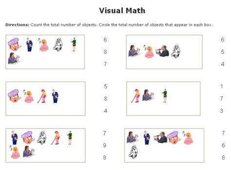 Math Worksheets Maker visual math worksheets maker sle counting choice