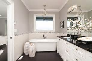 black grey and white bathroom ideas black and white bathrooms design ideas decor and accessories