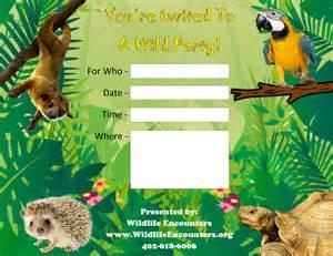 wildlife encounters omaha birthday parties