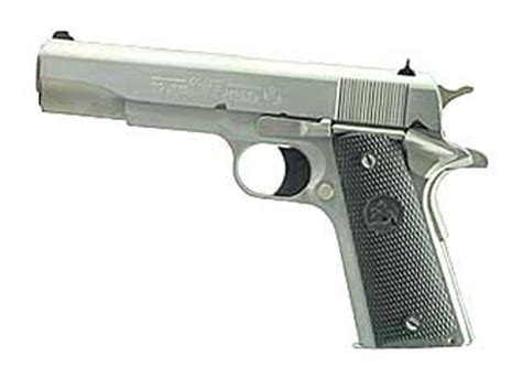 woodland rubber sts colt s manufacturing gi semi automatic 1991 45 acp 5