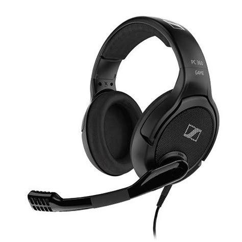 Headset Sennheiser Pc 360 sennheiser pc 360 g4me headset test 2017 alle details